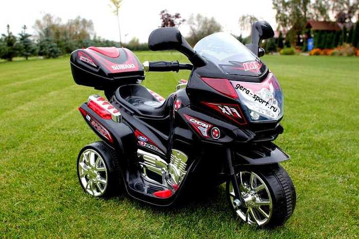 Мотоцикл детский HZL-C 051
