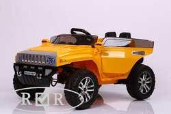Hummer A 888 MP детский электромобиль джип на резиновых колесах