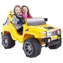 Joy Automatic Hummer A26 детский двухместный электромобиль джип