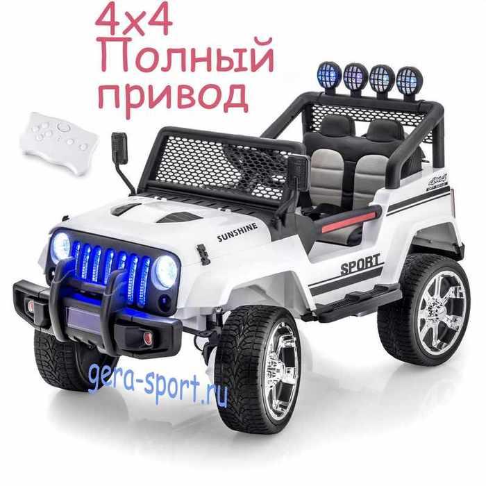 Jeep T 008 TT детский электромобиль джип