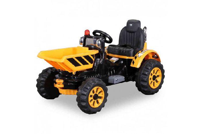 Детский электромобиль-трактор с ковшом Jiajia JS328C