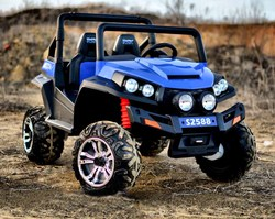 Buggy T 009 TT 4×4 Детский джип внедорожник на резиновых колесах