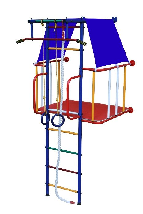 ДСК Вертикаль Юнга 8.1 C (color) спортивный комплекс для дома