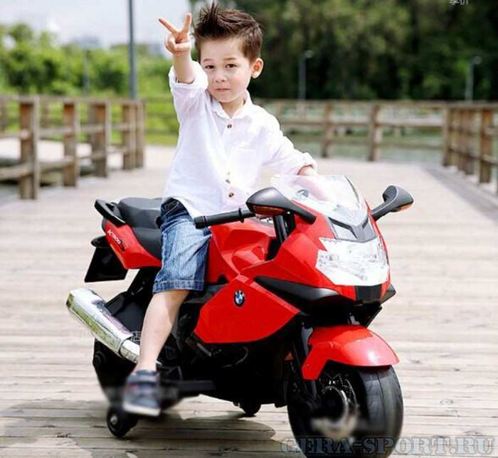 Детский мотоцикл BMW k 1300-S