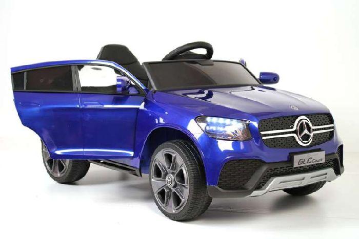 Детский автомобиль Mercedes-Benz Concept GLC Coupe K555KK (Лицензия)