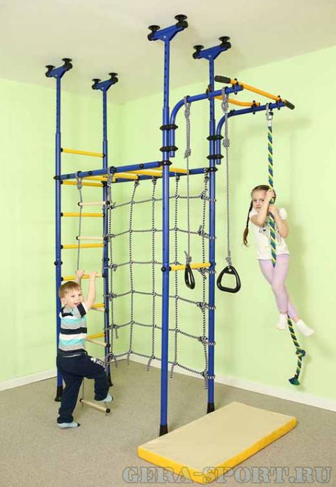 ДСК Карусель 77 детский спортивный комплекс для дома