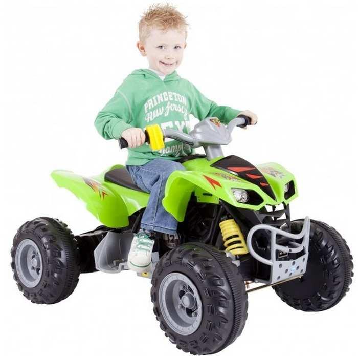 QUAD KL-789 детский электрический квадроцикл Jetem Scat X-Rider KL-789