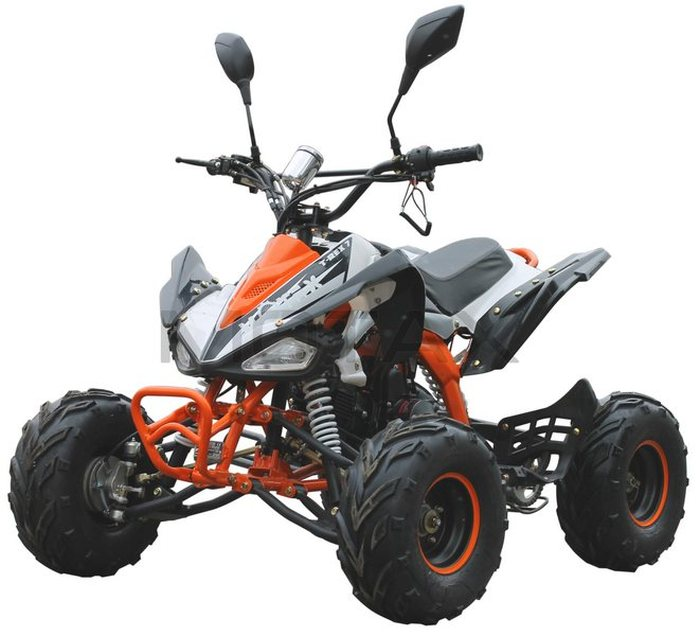 MOTAX ATV T-Rex LUX 125 cc подростковый квадроцикл бензиновый