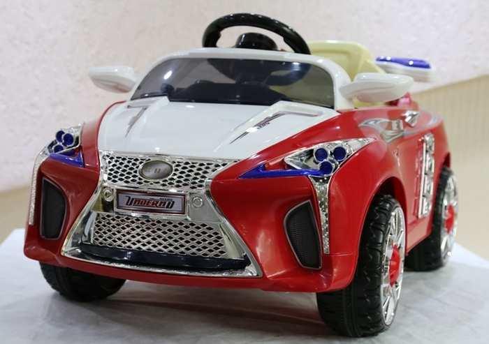 Электромобиль детский Lexus HL-918. Детский автомобиль Lexus GL-918