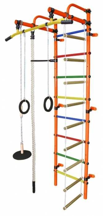 Формула здоровья ДСК Лира-1К Плюс детский спортивный комплекс