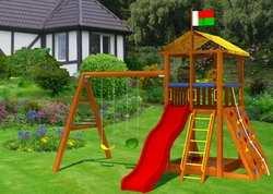 Детские игровые площадки Самсон Мадагаскар