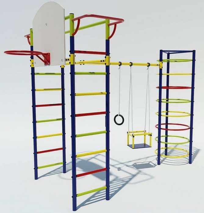 ДСК Маугли-11 детский спортивный комплекс
