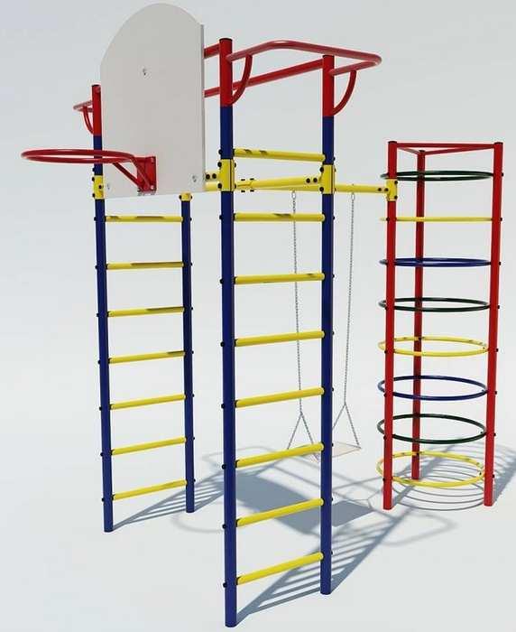ДСК Маугли-12 детский спортивный комплекс