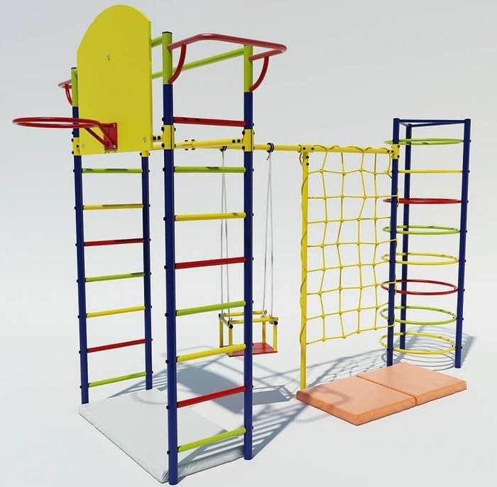 ДСК Маугли-13 детский спортивный комплекс