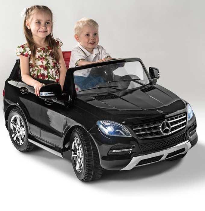Mercedes-Benz W -166 Series двухместный электромобиль