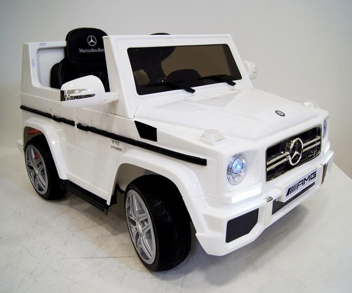 Mercedes-Benz G65-LS528 (ЛИЦЕНЗИОННАЯ МОДЕЛЬ) детский электромобиль с дистанционным управлением