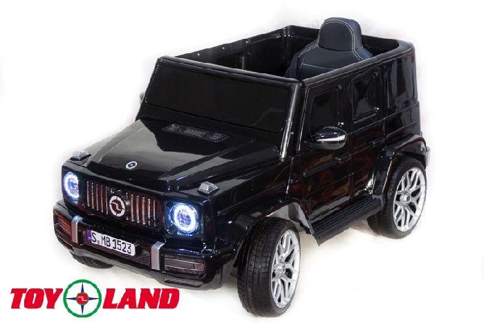 Детский электромобиль Mercedes-Benz G63 4х4 mini (V8) на резиновых колесах