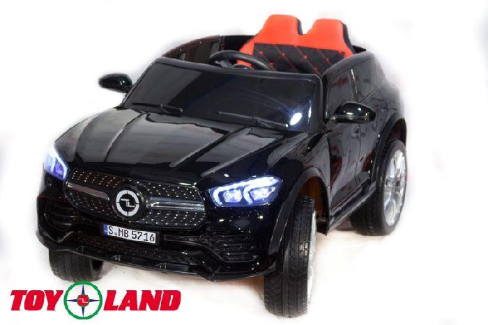 Детский электромобиль Mercedes-Benz GLE Coupe 4х4 YCK5416 на резиновых колесах.