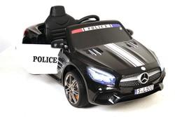 Лицензионный детский автомобиль Mercedes-Benz SL 500 на резиновых колесах
