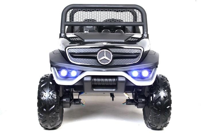 Mercedes-Benz Unimog Concept P 555 BP 4WD (ЛИЦЕНЗИОННАЯ МОДЕЛЬ) детский электромобиль. Полноприводный. Двухместный.