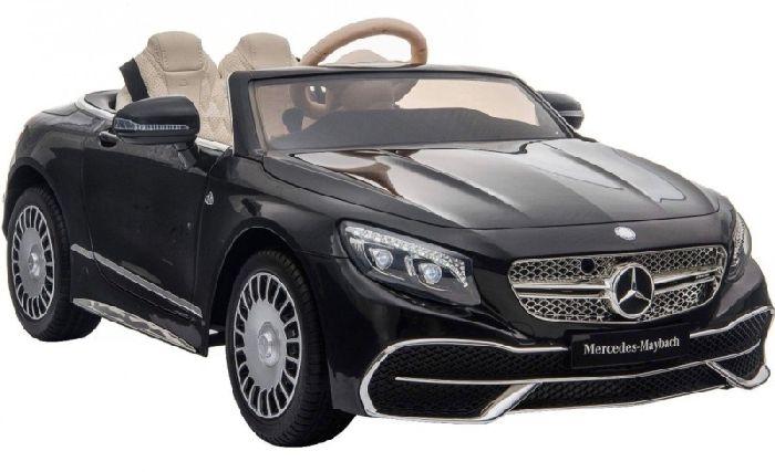 Детский электромобиль Barty Mercedes-Maybach S650 Cabriolet ZB188 на резиновых колесах