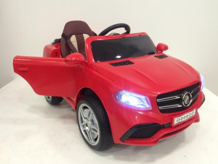 Mercedes O 008 OO VIP детский электромобиль с дистанционным управлением