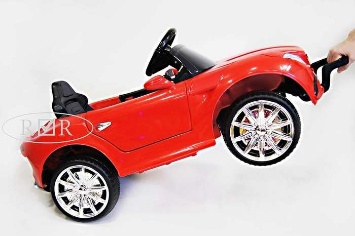 Электромобиль детский Mercedes O 333 OO колеса каучук