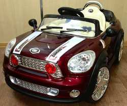 Joy Automatic Mini Cooper-118 детский электромобиль