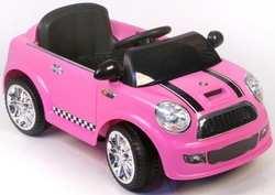 Детский электромобиль Mini Cooper T 003 TT с пультом управления