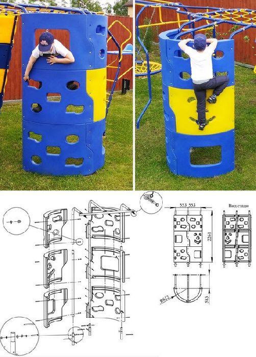 Веселый Непоседа Дополнительный модуль Башня