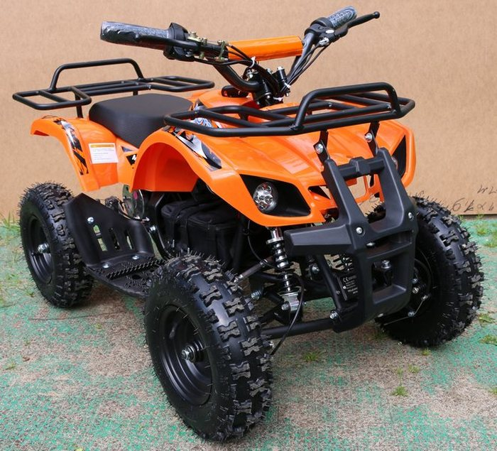 MOTAX ATV Х-16 800W детский электро квадроцикл