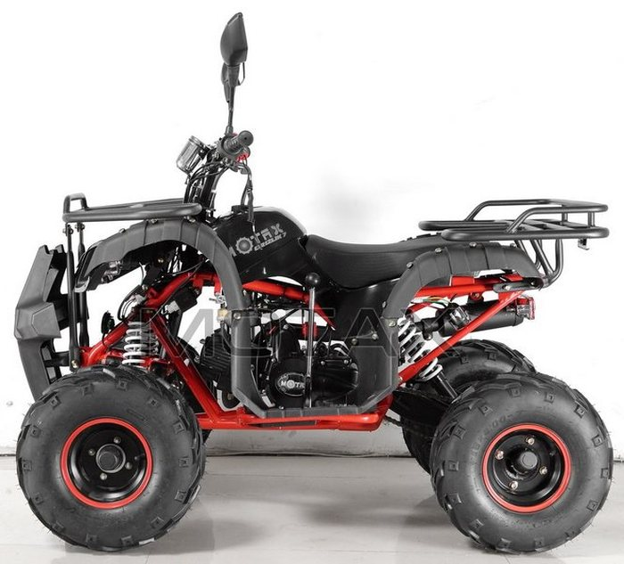 MOTAX ATV Grizlik LUX 125 cc подростковый квадроцикл бензиновый