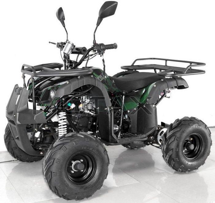MOTAX ATV Grizlik-7 125 cc подростковый квадроцикл бензиновый
