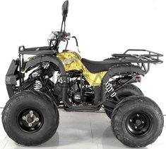 MOTAX ATV Grizlik Super LUX 125 cc подростковый квадроцикл бензиновый