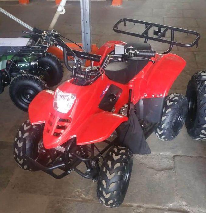 MOTAX Mikro 110 сс подростковый квадроцикл бензиновый