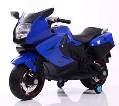 Детский мотоцикл на резиновых колесах  SUPERBIKE MOTO A 007 MP