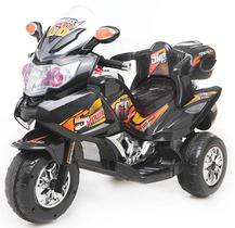 Детский мотоцикл на аккумуляторе 12V FB-378 WHITES-68