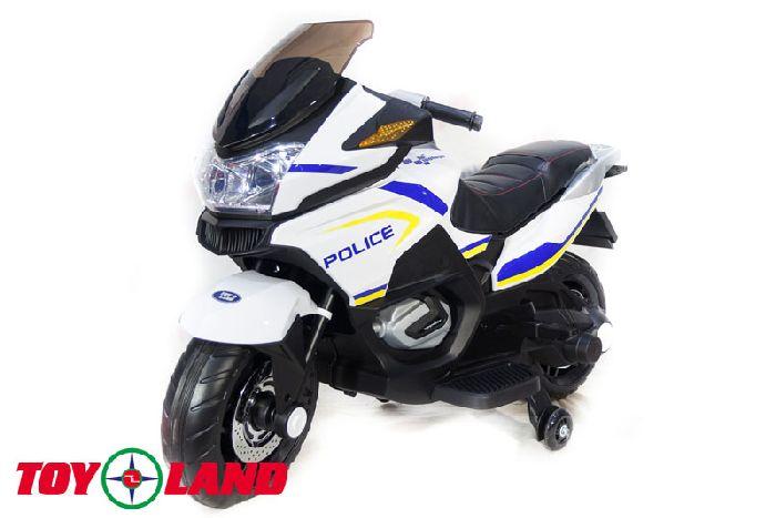 Детский мотоцикл ToyLand Moto XMX 609 на резиновых колесах