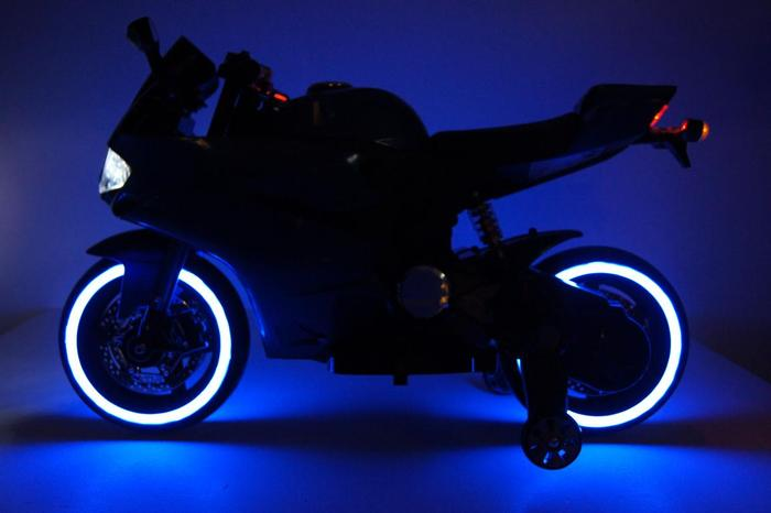 Детский мотоцикл А 001 АА на аккумуляторе