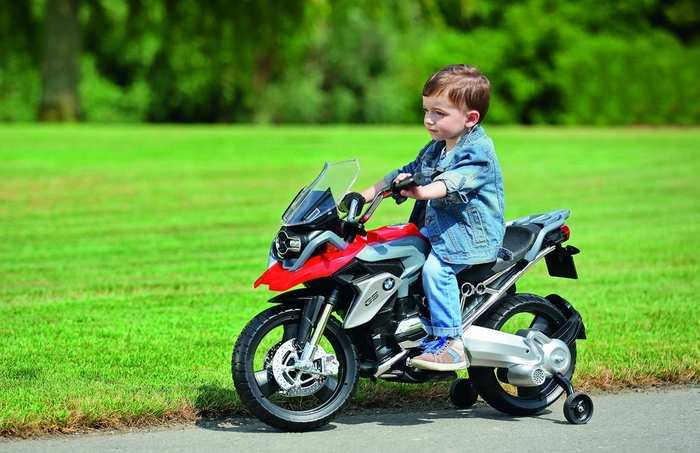 Детский мотоцикл Rollplay BMW Motorrad R 1200 GS