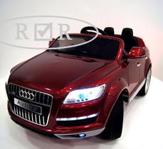 AUDI Q7 QUATTRO (ЛИЦЕНЗИОННАЯ МОДЕЛЬ) детский электромобиль с дистанционным управлением