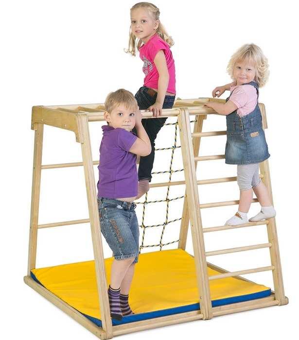 ДСК Kidwood Парус детский спортивный уголок