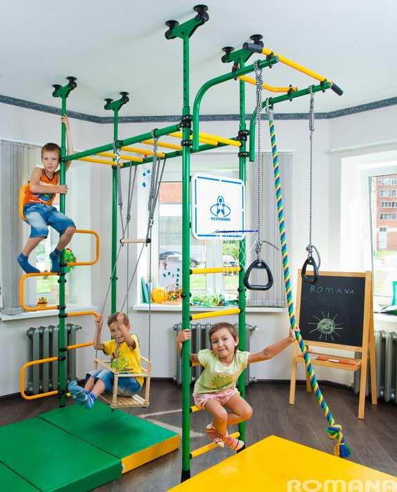 ДСК Карусель Пегас спортивный комплекс для детей