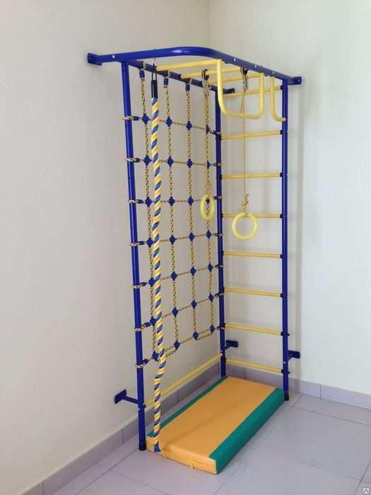 ДСК Пионер 8 детский спортивный комплекс для дома