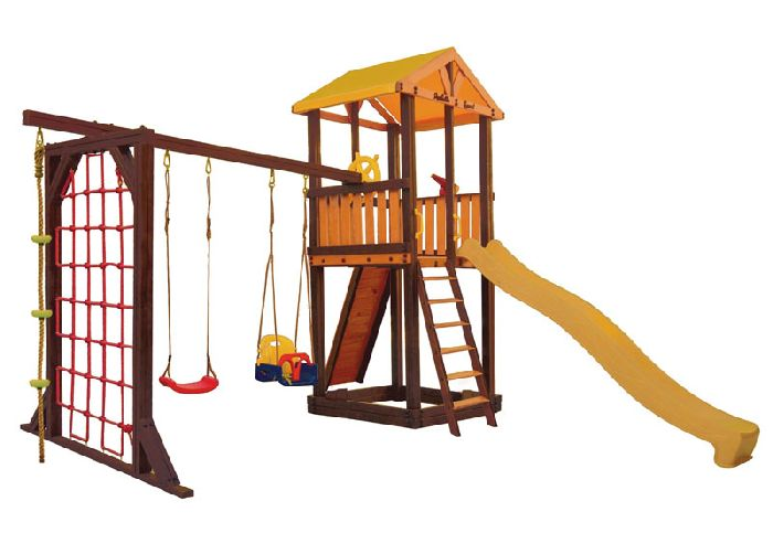 Детский спортивно-игровой комплекс Perfetto sport «Pitigliano-10»
