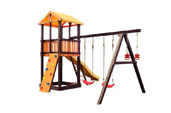 Детский спортивно-игровой комплекс Perfetto sport «Pitigliano-4»
