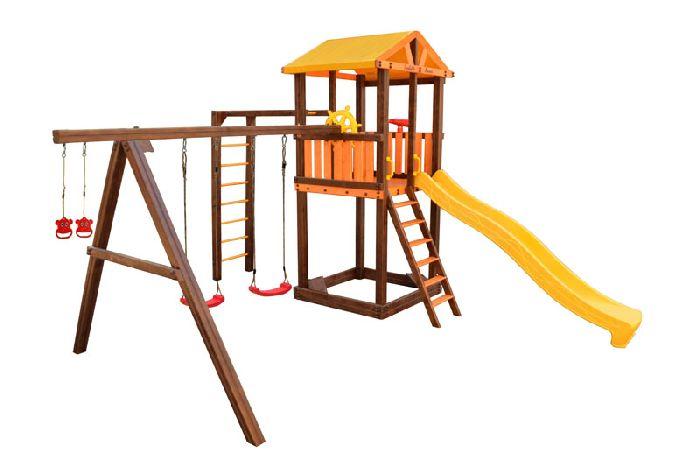 Детский спортивно-игровой комплекс Perfetto sport «Pitigliano-6»