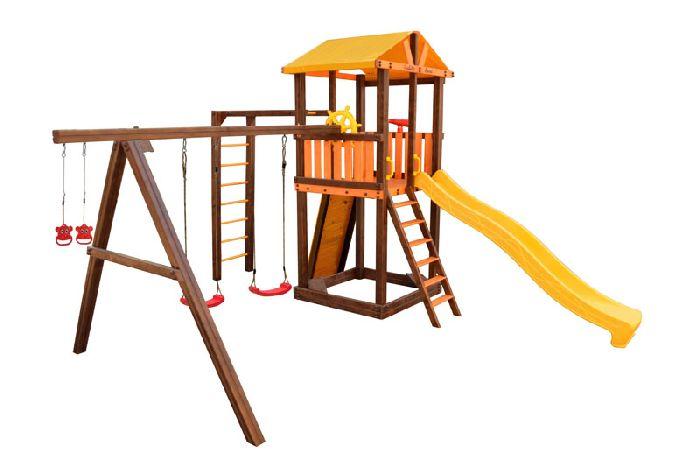 Детский спортивно-игровой комплекс Perfetto sport «Pitigliano-7»
