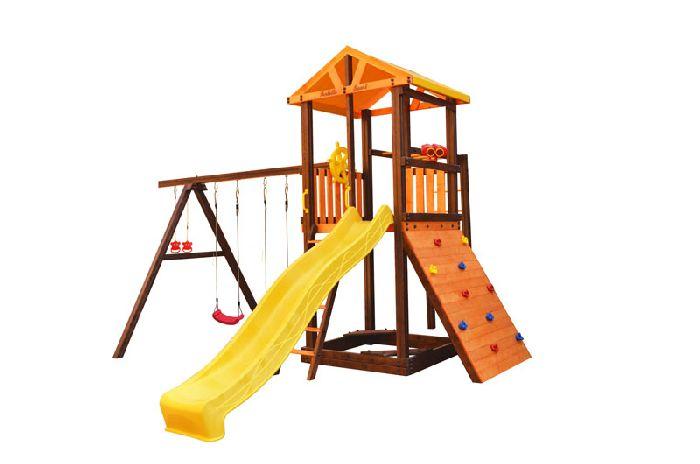 Детский спортивно-игровой комплекс Perfetto sport «Pitigliano-8»