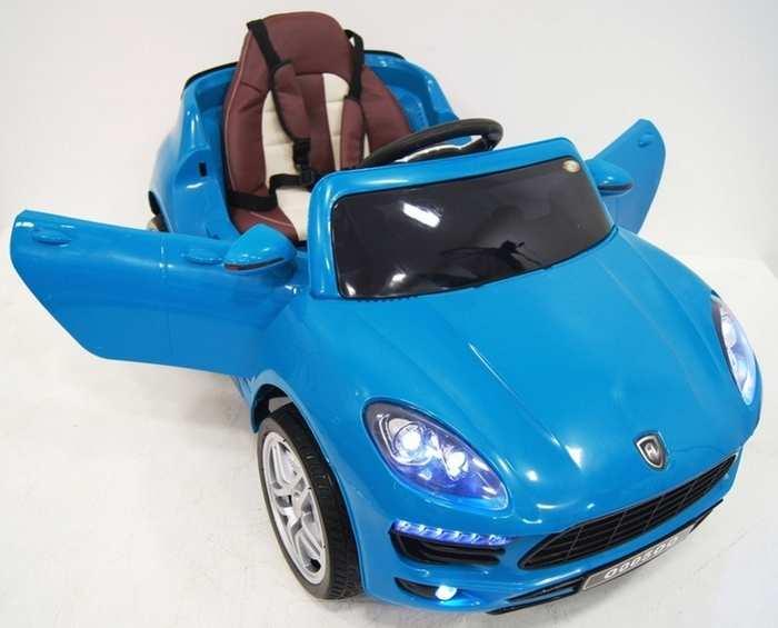 Porsche Macan O 005 OO детский электромобиль джип с пультом